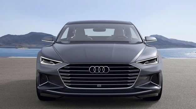 Audi Prologue Piloted Driving Concept /Audi
