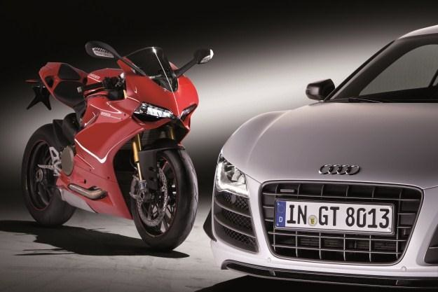 Audi przejmuje Ducati /