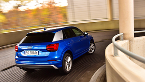 Audi Q2 1.4 TFSI - bardzo ciekawy, ale dość drogi, crossover