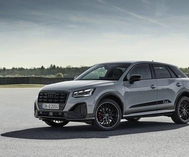Audi Q2 przeszło niewielką modernizację