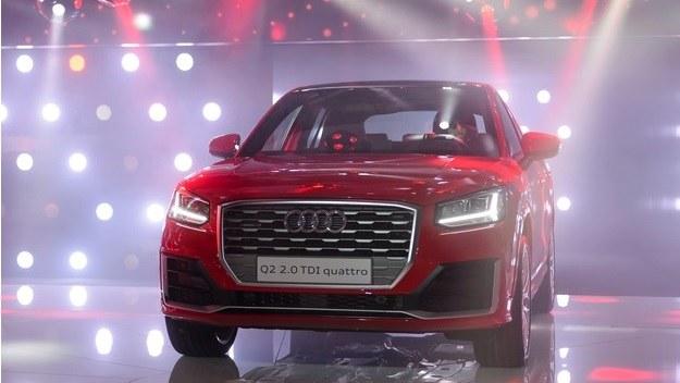Audi Q2 /AFP