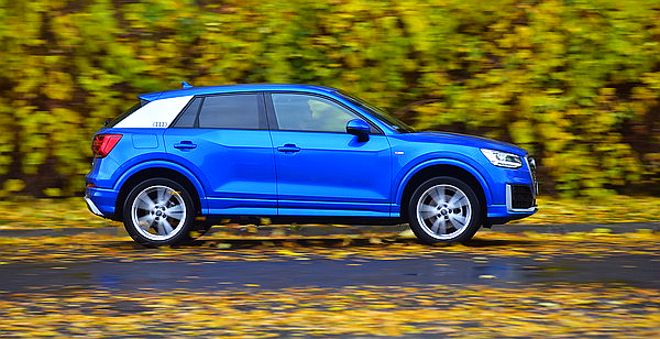 Audi Q2 /Motor