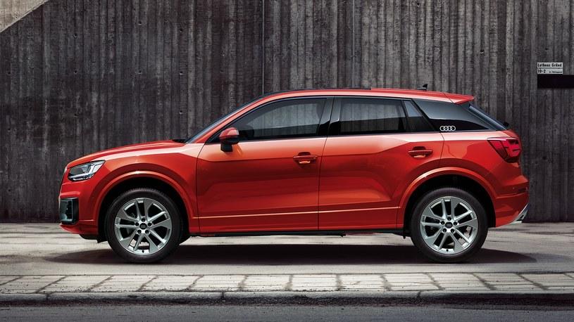 Audi Q2L /materiały prasowe