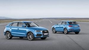 Audi Q3 - czas na lifting