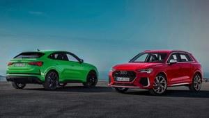 Audi Q3 RS i Q3 RS Sportback zaprezentowane