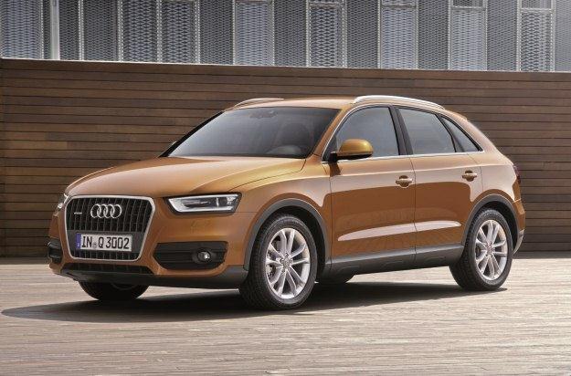 Audi Q3 sprzedaje się jak świeże bułeczki /