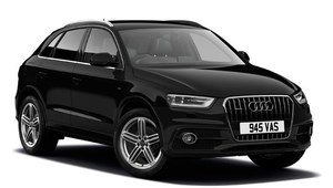 Audi Q3 z nowym silnikiem