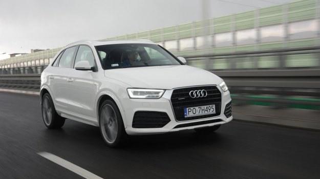Audi Q3 /Motor