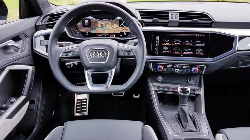 Audi Q3 /INTERIA.PL