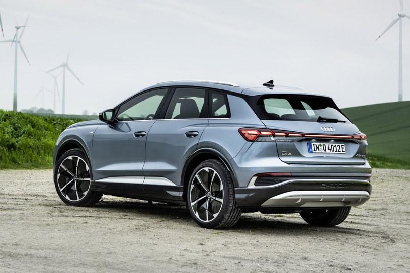 Audi Q4 45 e-tron /