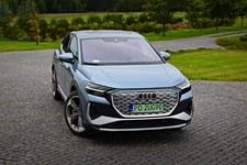 Audi Q4 Sportback e-tron - zmienia reguły gry