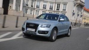 Audi Q5 2.0 TFSI hybrid quattro - test