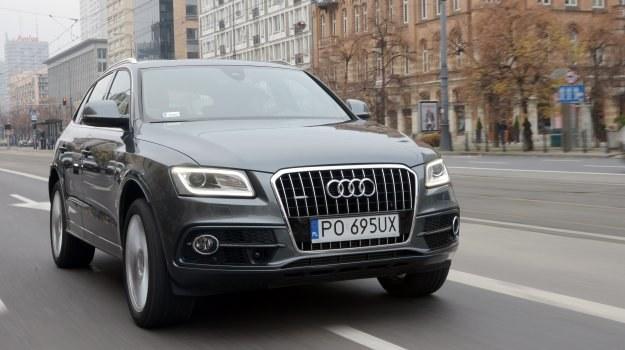 Audi Q5 3.0 TDI quattro /Motor