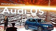 Audi Q5 debiutuje w Paryżu