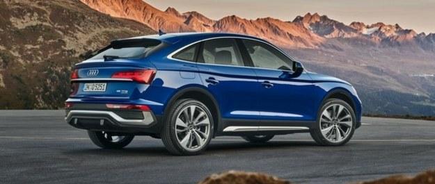 Audi Q5 Sportback - więcej stylu