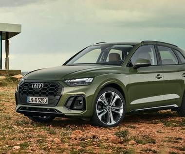 Audi Q5 właśnie przeszło modernizację