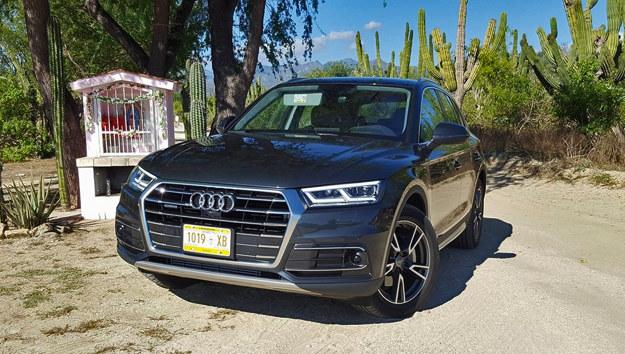 Audi Q5 /INTERIA.PL