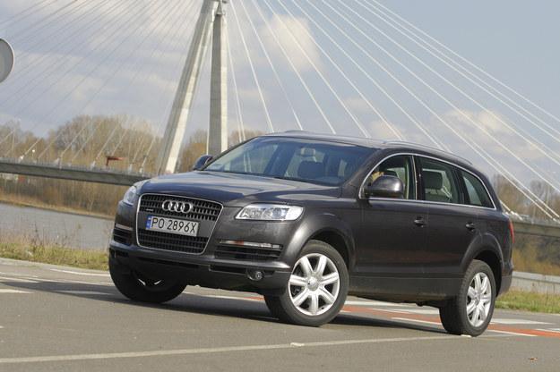 Audi Q7 (2005-) /Motor