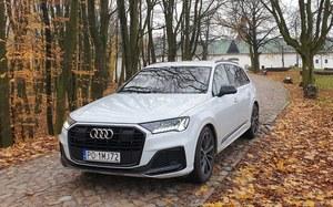 Audi Q7 50 TDI - prawie jak nowa generacja