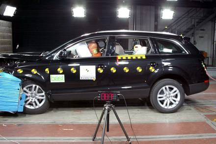 Audi Q7 / Kliknij /INTERIA.PL