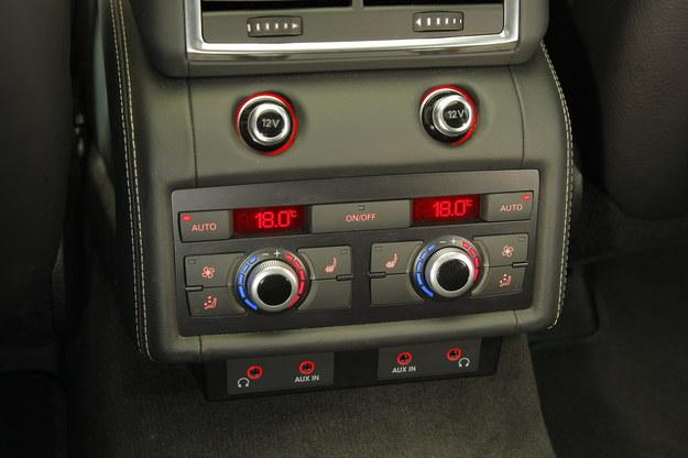 audi q7 klimatyzacja /Motor