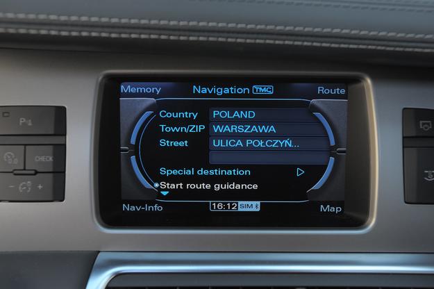 audi q7 mmi /Motor