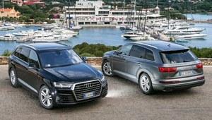 Audi Q7 - pierwsza jazda