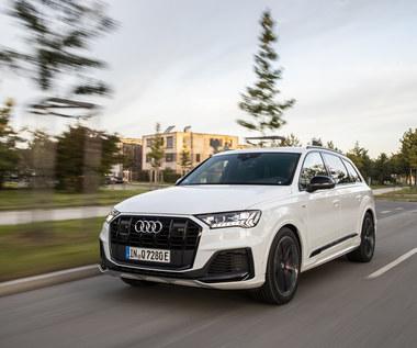 Audi Q7 TFSI e, czyli dwie mocne hybrydy