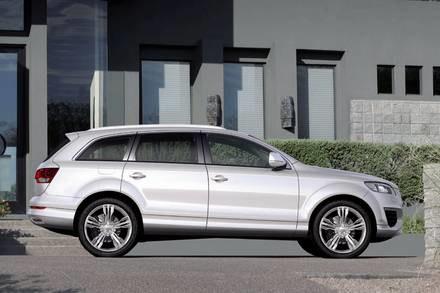 Audi Q7 V12 TDI / Kliknij /INTERIA.PL