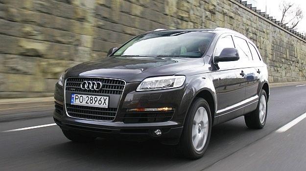 Audi Q7 /Motor