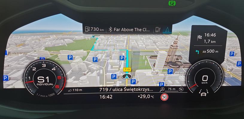 Audi Q8 50 TDI /INTERIA.PL