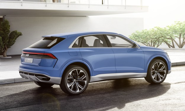 Audi Q8 Concept /Audi