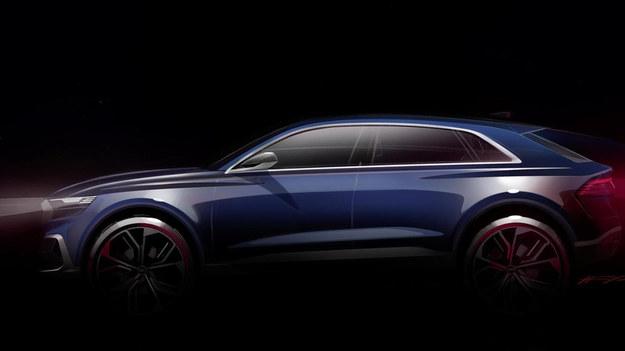 Audi Q8 e-tron /Audi
