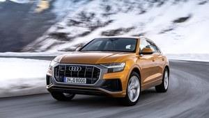 Audi Q8 otrzymało nowe silniki