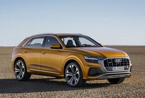 Audi Q8. Pierwsze zdjęcia całkowicie nowego modelu!