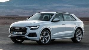 Audi Q8 - znamy polską cenę i specyfikację