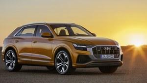 Audi Q8 - zupełnie nowy model w gamie