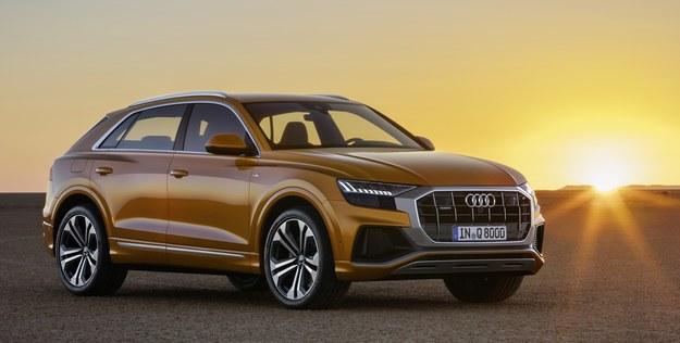 Audi Q8 /Audi