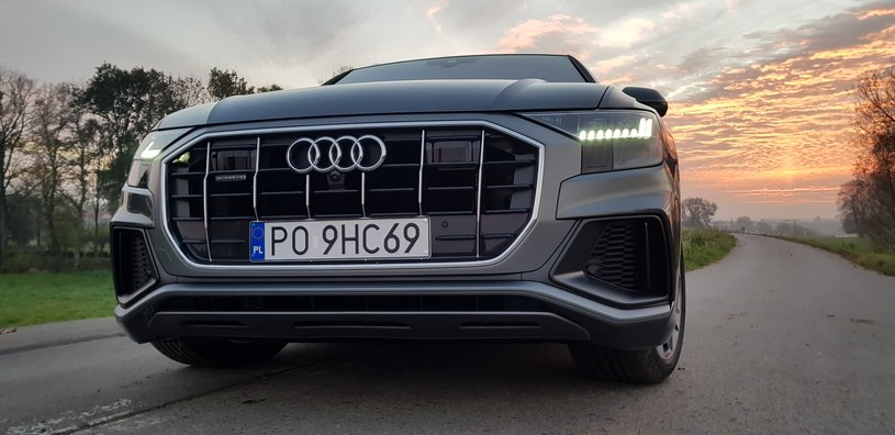 Audi Q8 /INTERIA.PL