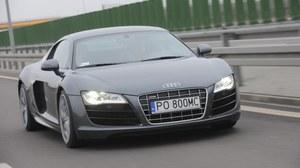 Audi R8 5.2 FSI V10 Quattro - test