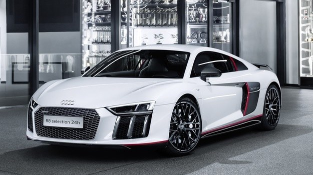"""Audi R8 Coupé V10 plus """"selection 24h"""" /"""