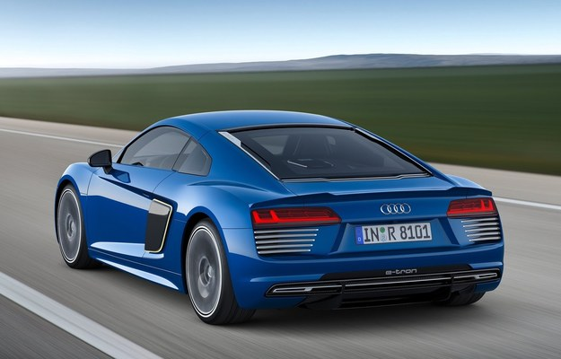 Audi R8 e-tron /Audi