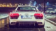 Audi R8 V10 plus: Dzikość w cywilnych szatach