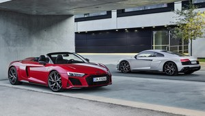 Audi R8 V10 RWD - marzenie purysty?