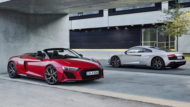 Audi R8 V10 RWD /Audi