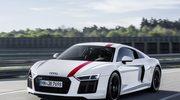 Audi R8 V10 RWS. Z tylnym napędem