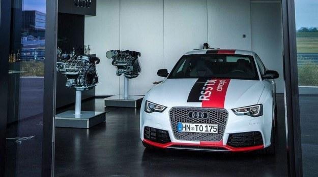 Audi RS 5 TDI /Audi