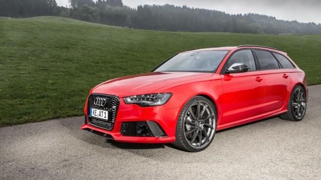 Audi RS 6 Avant po tuningu ABT /ABT Sportsline GmbH