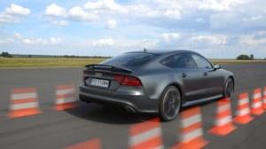 Audi RS 7 - test