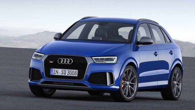Audi RS Q3 performance /Audi